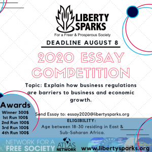 2020 Essay Competition.