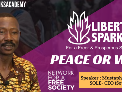 Peace or War? with John Mustapha
